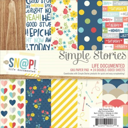 Simple Stories - Sn@p - Life Documented - 7026