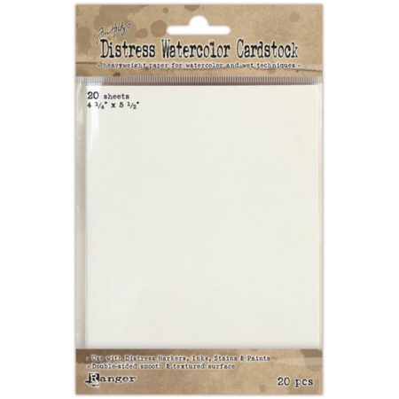 Tim Holtz Distress Watercolor Cardstock