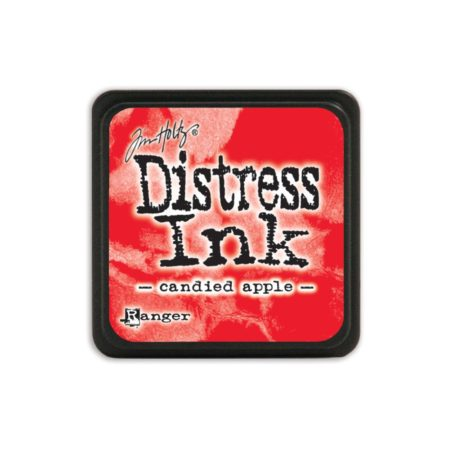 Distress Mini Ink Pad - Candied Apple