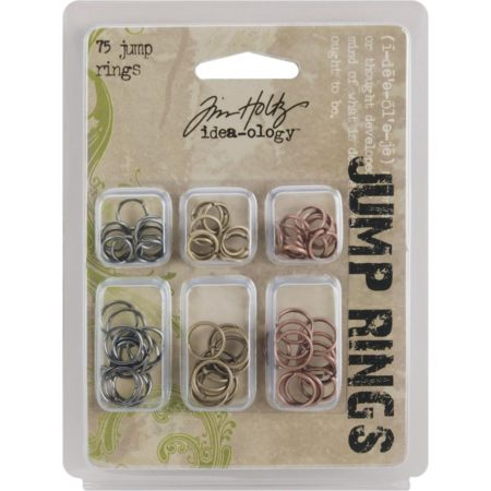Tim Holtz - Idea Ology - Jump Rings - TH92726