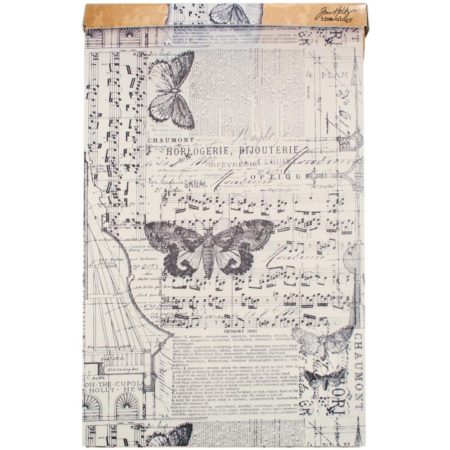 Tim Holtz Idea - Ology Tissue Wrap - Melange - TH93042