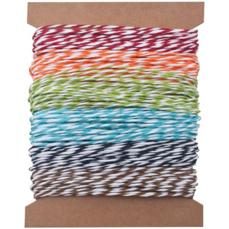 Tim Holtz - Idea-Ology - Paper String 30yd - Stripes - TH93043