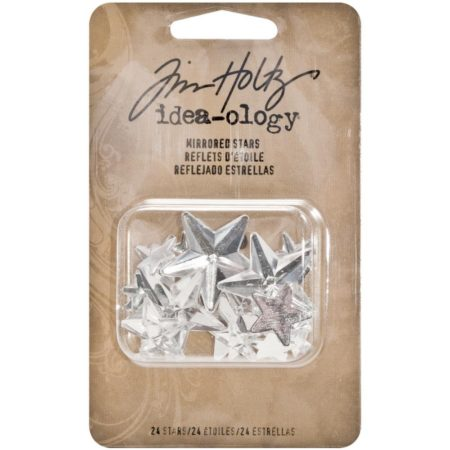 Tim Holtz - Idea Ology - Mirrored Stars - TH93083
