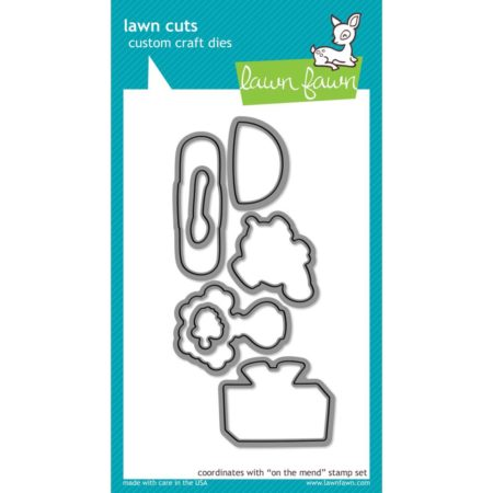 Lawn Fawn Dies - On The Mend - LF592