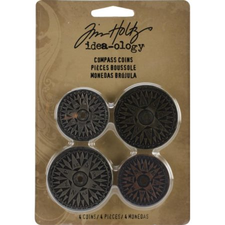 "Tim Holtz - Idea Ology - Gauges 1.25"" & 1.5"" - TH93061"