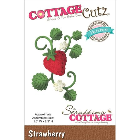 Cottage Cutz - Strawberry - CC-229
