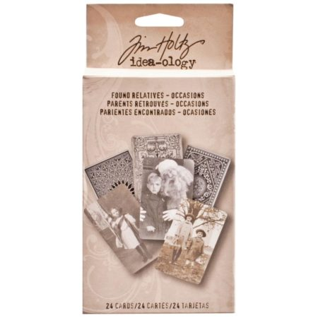 "Tim Holtz Idea - Occasions 3"" x 5"" - TH93147"