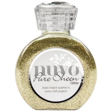 Nuvo pure sheen Glitter - Champagne - 720n us