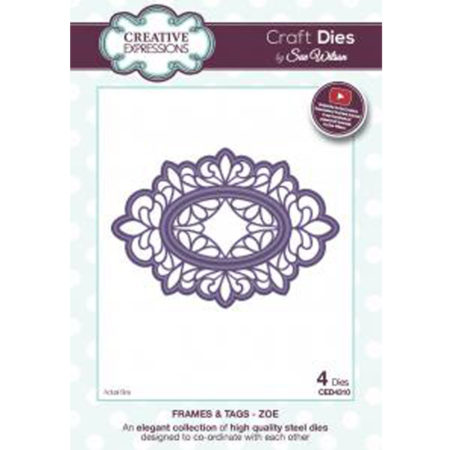 Creative Expressions - Sue Wilson Dies - CED4310