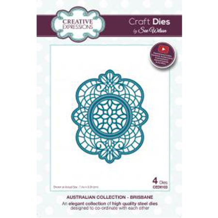 Creative Expressions - Sue Wilson Dies - CED8103