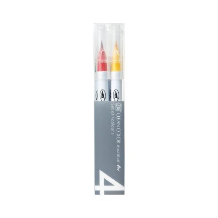 Zig Clean Color - 4 Color set Pop