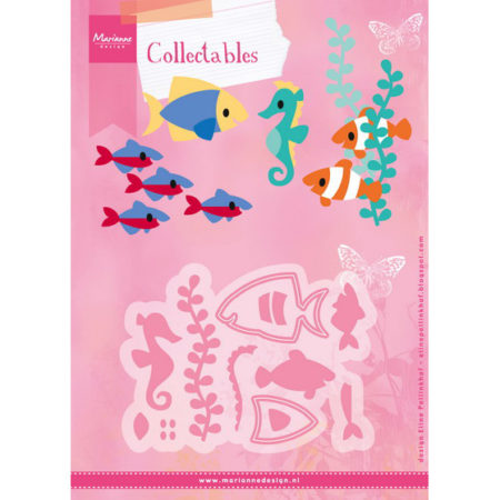 Marianne Design - Eline's Tropical Fish - COL1431