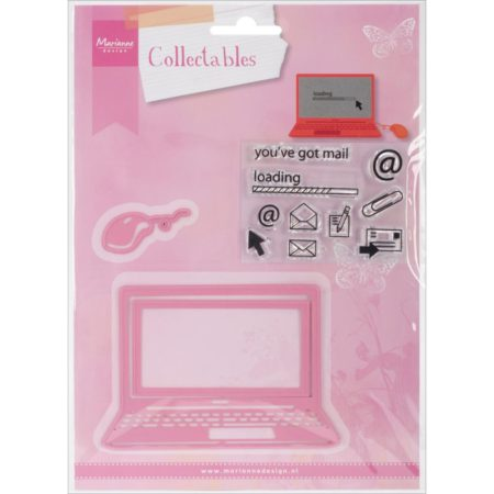 Marianne Design - Laptop - COL1372