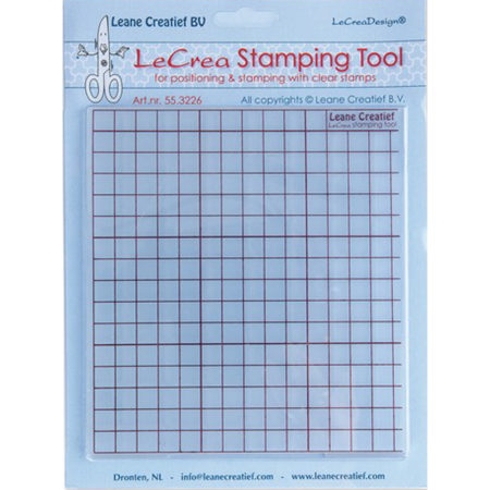 Leane - Stamping Tool for Clearstamps - 55.3226