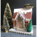 Model Tim Holtz/Sizzix Die - Bigz - Village Winter - 660988
