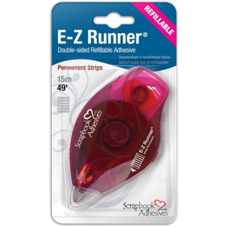 Scrapbook Adhesives E-Z Runner Dispenser - Permanent - 12006