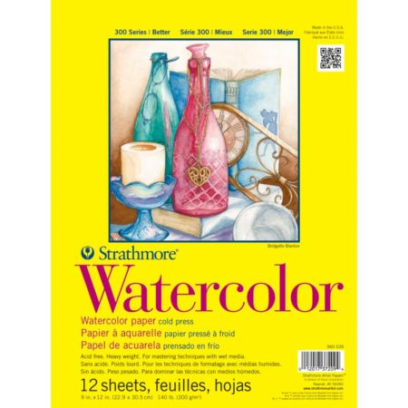 Strathmore - Watercolor Paper Pad - 360-109