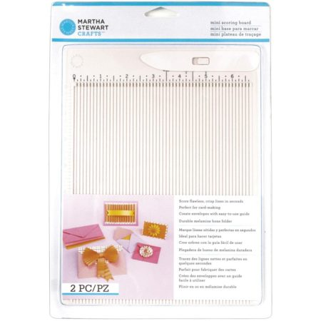 EK SUCCES - Martha Stewart Mini Scoring Board - 42-05013
