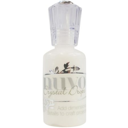 Nuvo - Crystal Drops - Gloss White - 651N