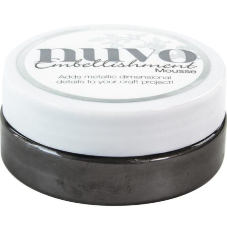 Nuvo Embellishment Mousse - Black Ash - 811N