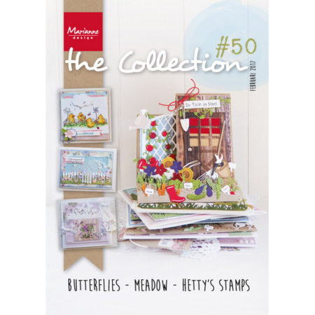 MARIANNE DESIGN MODELHÆFTE - THE COLLECTION #50