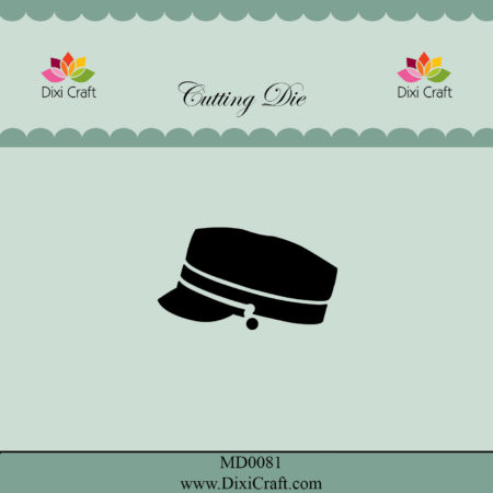 Dixi Craft Dies - Small Scandinavian student cap - MD0081