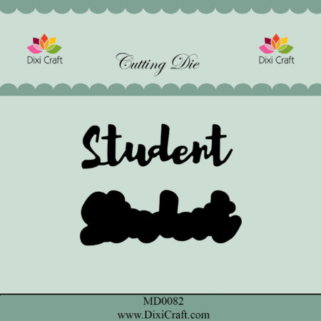 Dixi Craft Dies - Student m/ skygge - MD0082