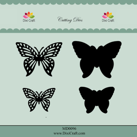 Dixi Craft - Dies - Butterflies - MD0096
