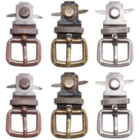 "Tim Holtz - Idea-Ology - Buckles W/Fasteners 1.5"" - TH93064"