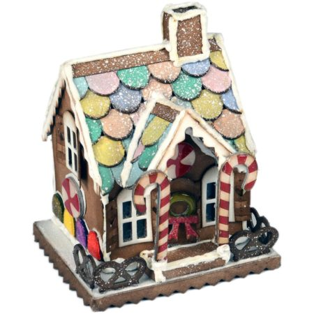 Sizzix Bigz - Tim Holtz - Village Gingerbread - 661608