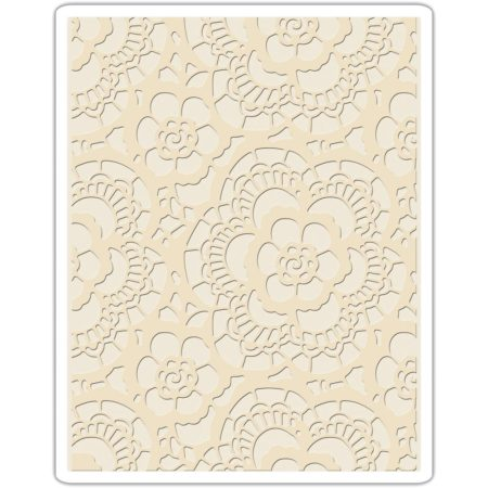 Sizzix – Tim Holtz - Embossing Folder- Lace - 661824