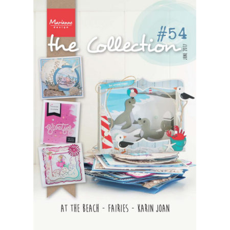 Marianne Design modelhæfte - THE COLLECTION - CAT1354