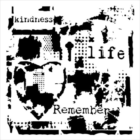 Crafter's Workshop Template - Life Remembered - TCW627s