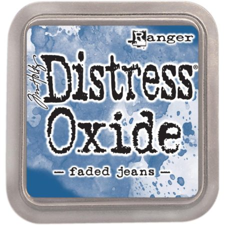 Ranger - Tim Holtz Distress Oxide - Faded Jeans - TDO55945