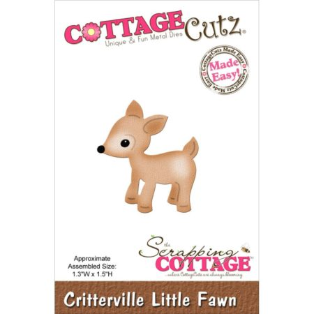 Cottage Cutz - Critterville Little Fawn - CC-041