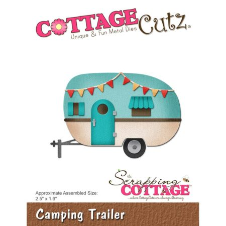 Cottage Cutz - Camping Trailer - CC-254
