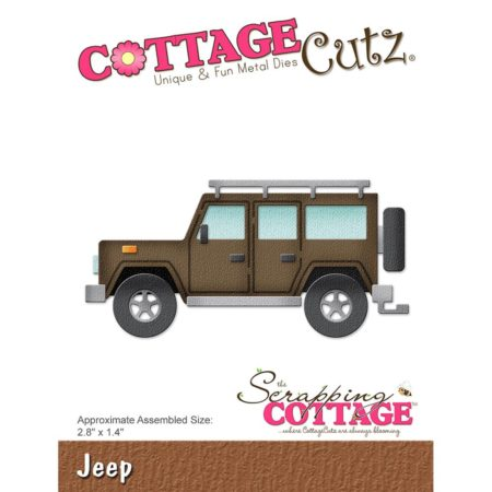 Cottage Cutz - Jeep - CC-259