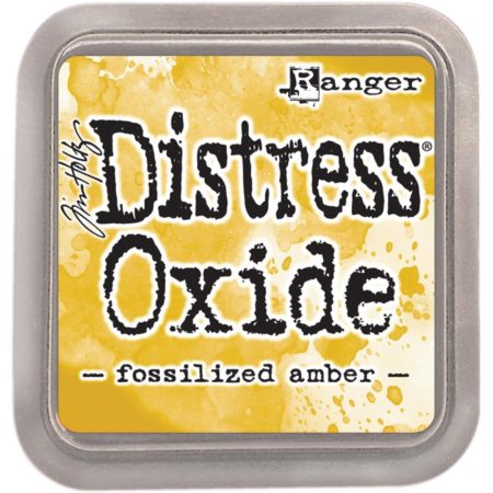 Ranger - Tim Holtz Distress Oxide - Fossilized Amber - TDO55983