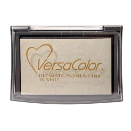 VersaColor - Pigment Ink Pad - White - VC80