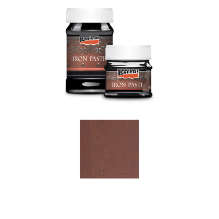 Pentart - Iron Paste - Reddish Brown - 4204