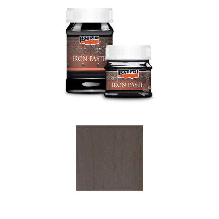 Pentart - Iron Paste - Gray - 4205