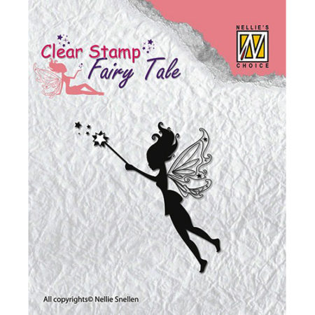 Nellie´s Choice Stempel - Fairy Tale 1 - FTCS0001