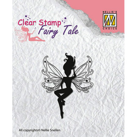 Nellie´s Choice Stempel - Fairy Tale 3 - FTCS0003