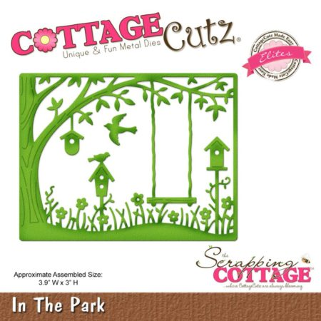 Cottage Cutz Dies - In The Park - CCE-416