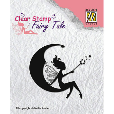 Nellie´s Choice Stempel - Fairy Tale 2 - FTCS0002