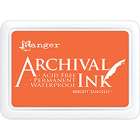 RANGER –  Archival Ink – Bright Tangelo - AIP52487