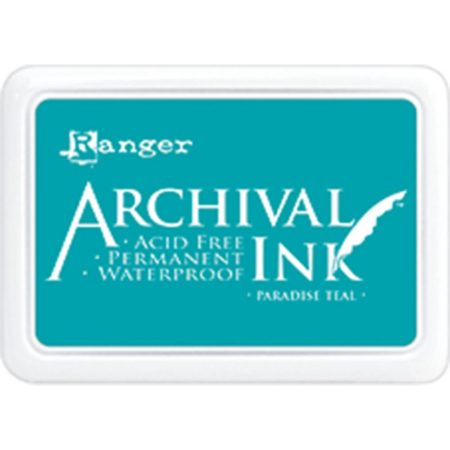 RANGER –  Archival Ink – Paradise Teal - AIP52500