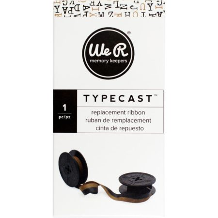 We R Typecast Typewriter Ribbon - Brown/Black - 310302