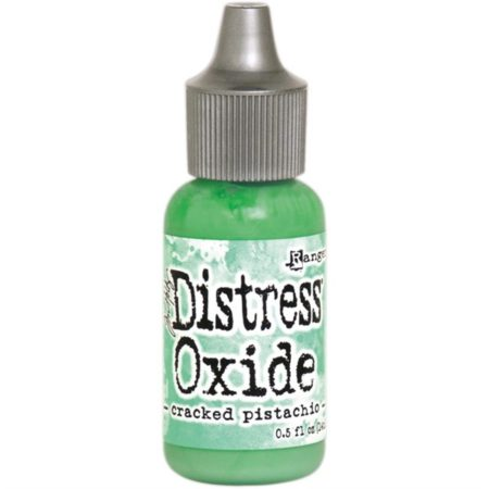 Ranger - Tim Holtz Distress Oxide Re-inker - Cracked Pistachio - TDR56997