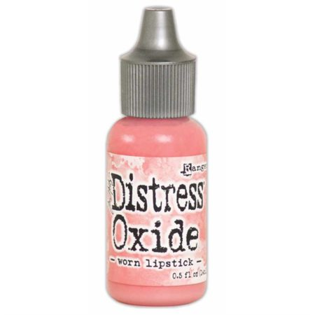 Ranger - Tim Holtz Distress Oxide Re-inker - Worn Lipstick - TDR57468